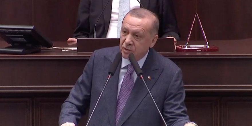 Erdoğan'dan çok sert FETÖ çıkışı