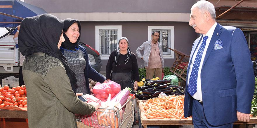 """Organik yalanı: """"Köylerde bile köy ürünleri kalmadı"""""""