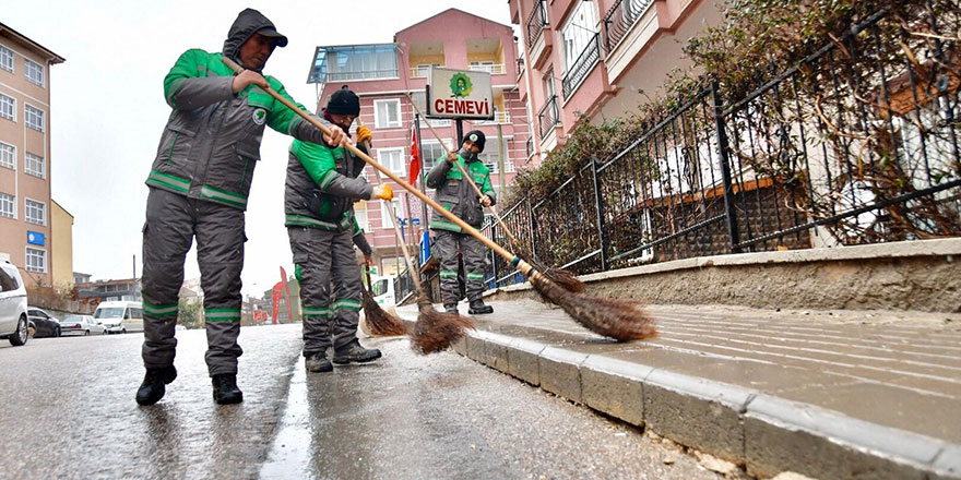 Mamak'ın mahalleleri pırıl pırıl