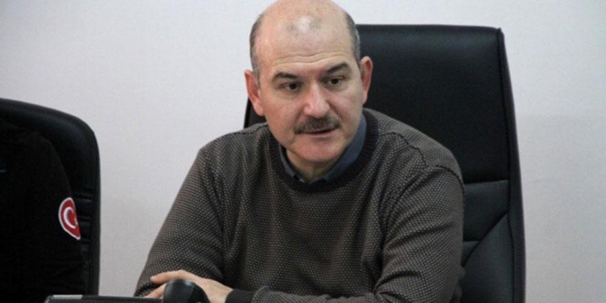 """Bakan Soylu: """"8 vatandaşımızı kaybettik"""""""