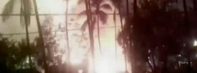 Tapınakta facia: 100'den fazla ölü, 350 yaralı