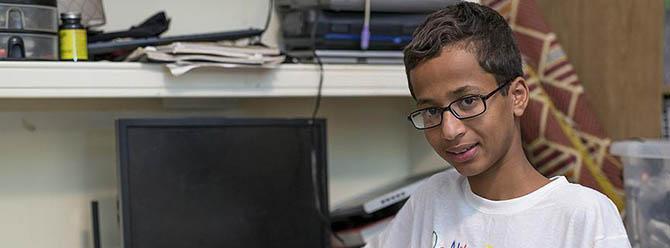 ABD'de icadı yüzünden kelepçelenen Müslüman öğrenciden dava