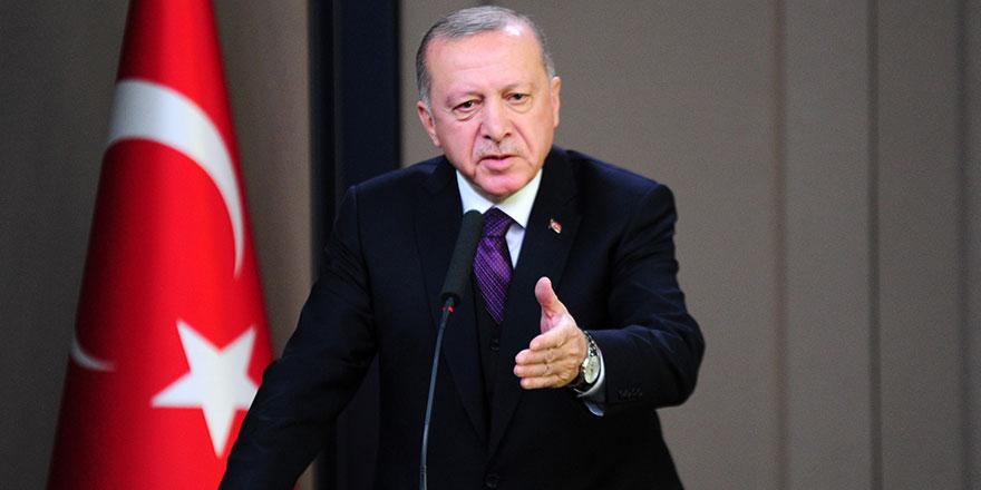 Cumhurbaşkanı Erdoğan: 'Libya'da iki şehidimiz var'