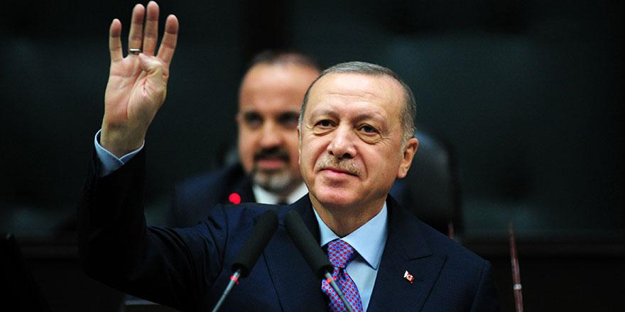 Cumhurbaşkanı Erdoğan: Verdiğimiz süre doluyor