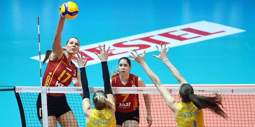 PTT, Galatasaray'ı puansız gönderdi