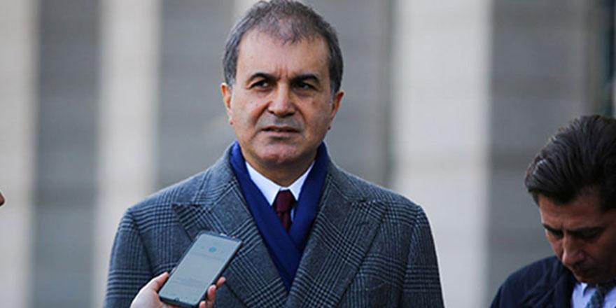 AK Parti Sözcüsü Çelik: TSK üzerine düşen görevi yerine getirecektir