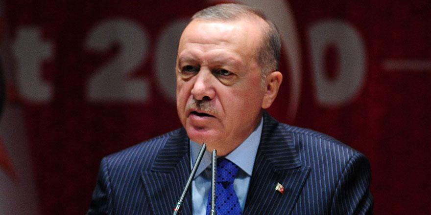 """Cumhurbaşkanı Erdoğan: """"3 şehidimiz var"""""""