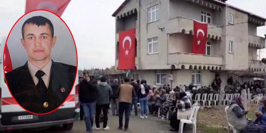 Şehit ateşi Tekirdağ'a düştü: Uzman Onbaşı Recep Bekir İdlib'de şehit oldu