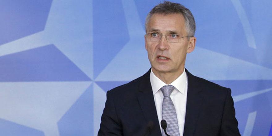 Stoltenberg: 'Türkiye'ye havadan koruma sağlayacağız'