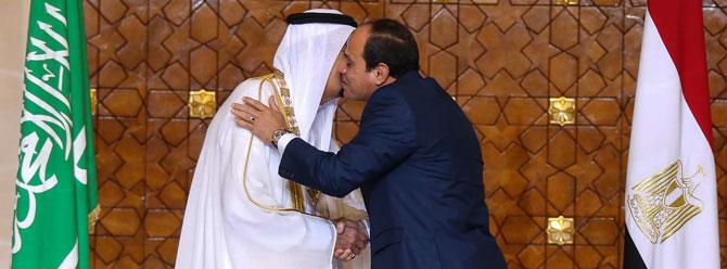 Kızıldeniz'de iki ada Mısır'dan Suudi Arabistan'a geçti