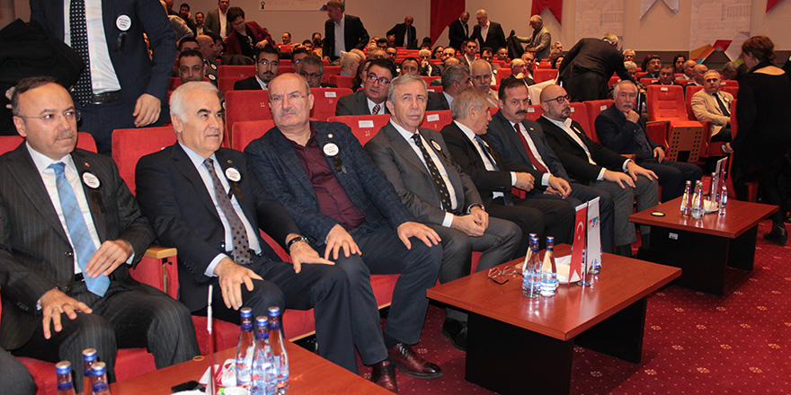 Ankara Kent Konseyi, 3. Olağan Genel Kurulunda bir araya geldi