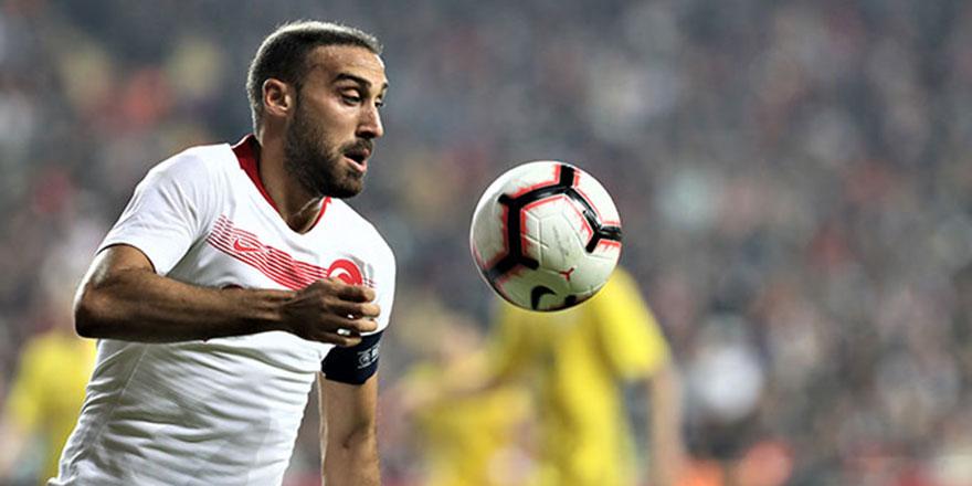 Cenk Tosun'dan kötü haber: EURO 2020'de forma giyemeyecek