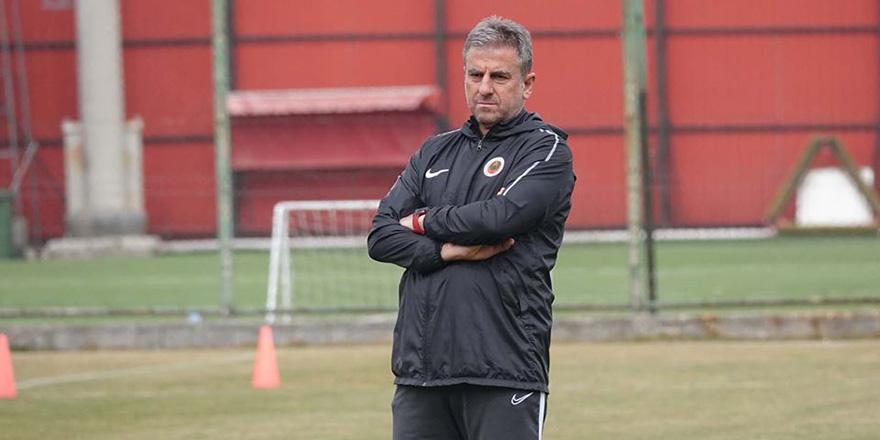 Hamzaoğlu: Galatasaray'a gücümüz yetmedi