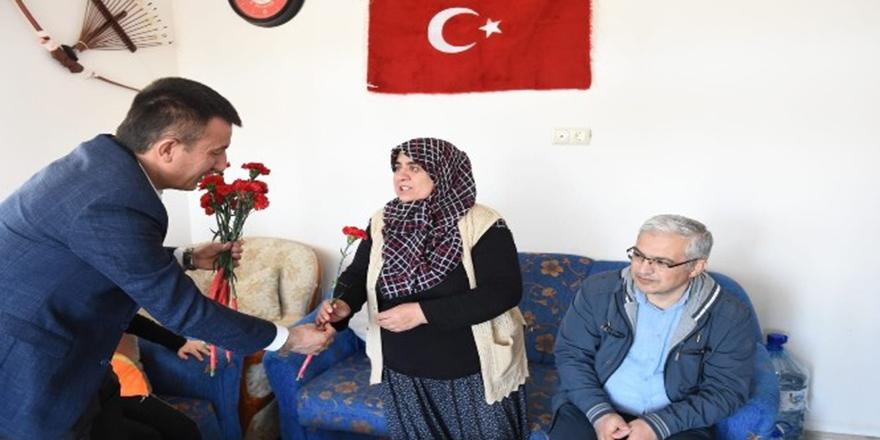 Altındağ'dan kadınlara 8 Mart sürprizi