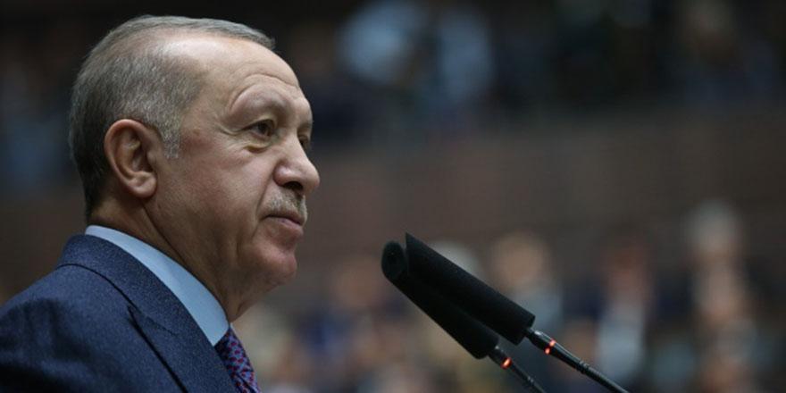 Cumhurbaşkanı Erdoğan'dan Yunanistan açıklaması