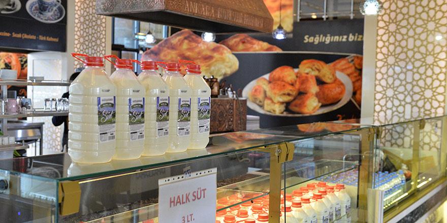 Ankara Büyükşehir, Halk Süt fiyatlarında indirime gitti
