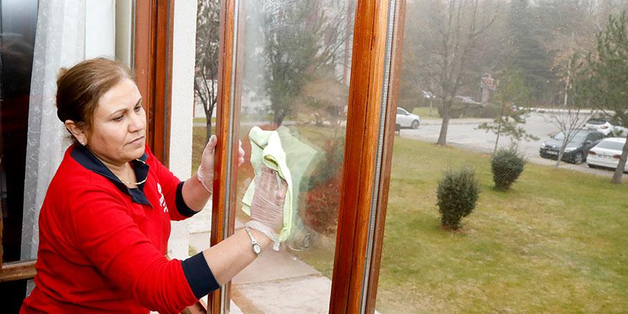 Çankaya'dan evde temizlik hizmeti