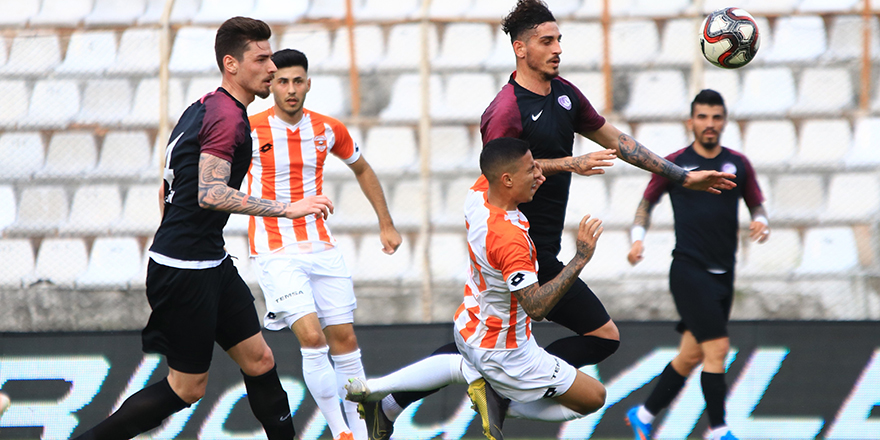 Keçiören'in play-off inadı
