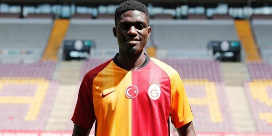 Galatasaraylı futbolcu Valentine Ozornwafor karantina altında!
