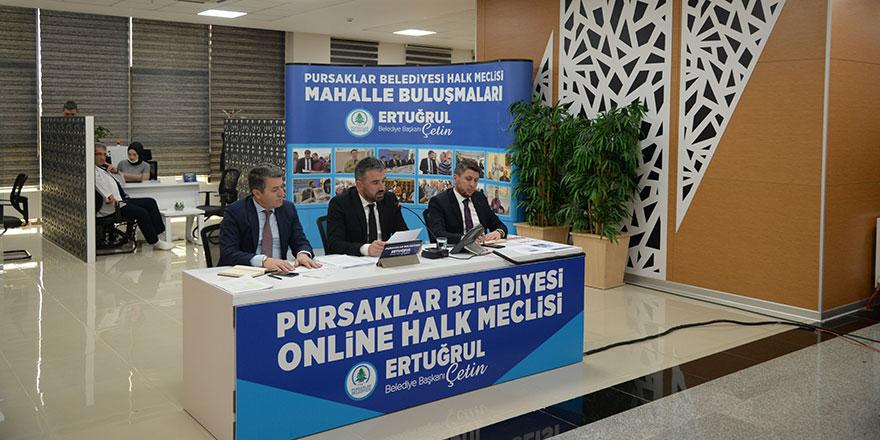 Türkiye'de bir ilk Online Halk Meclisi