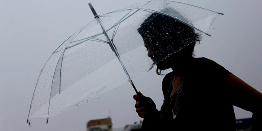 Meteoroloji'den yağış uyarısı! Bu illere dikkat