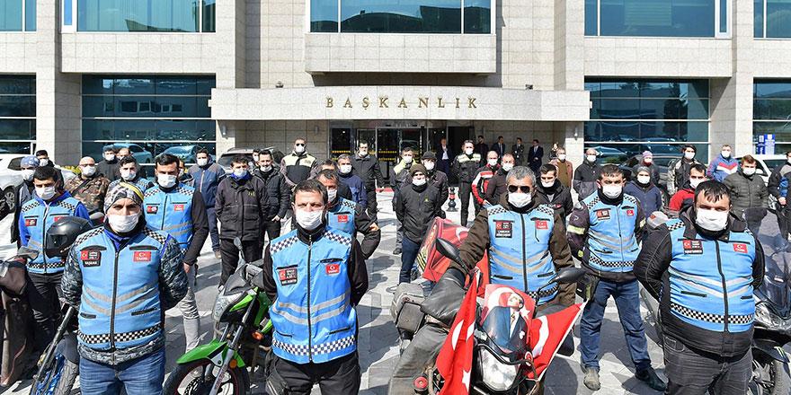 Ankara'da koronavirüsle mücadele tam gaz