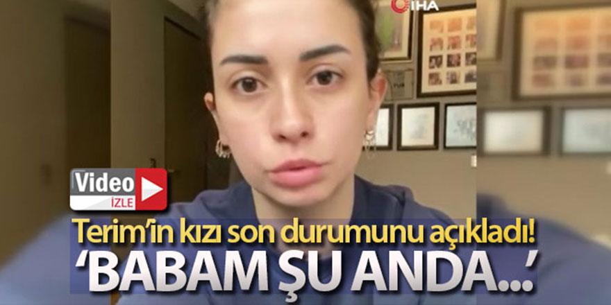 Fatih Terim'in kızından açıklama