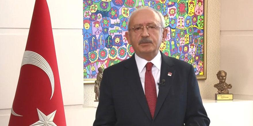 """Kılıçdaroğlu'ndan parti liderlerine """"Kovid-19"""" mektubu"""