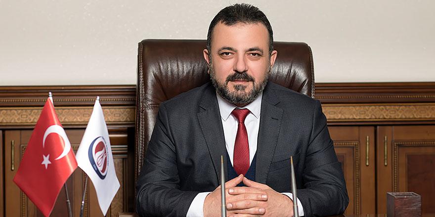 """Başkan Murat Ercan: """"Evlerimizden çıkmayalım"""""""