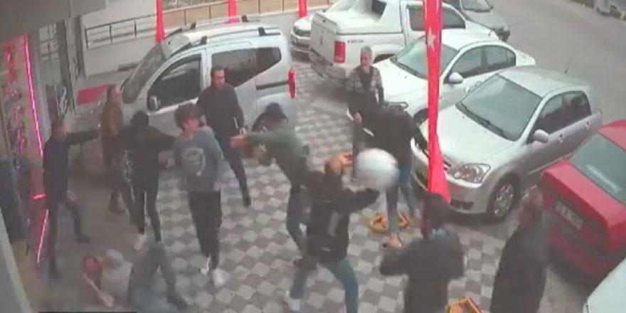 Ankara'da baba ve oğlunu öldüresiye dövdüler