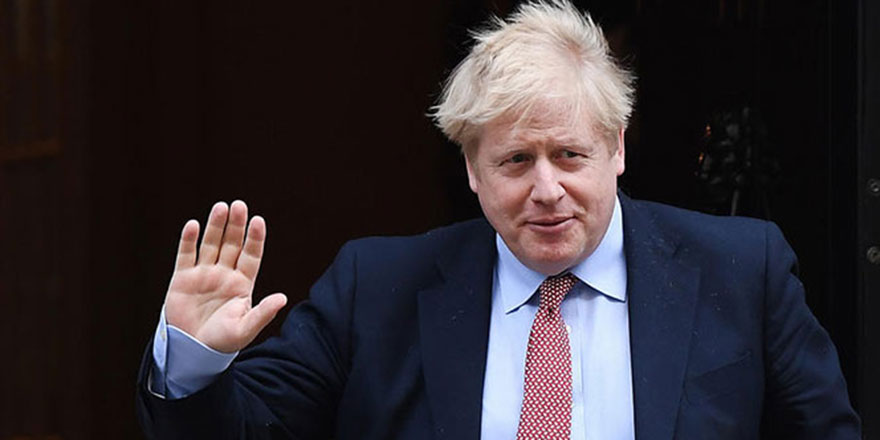 İngiltere Başbakanı Johnson'ın korona virüs testi pozitif çıktı