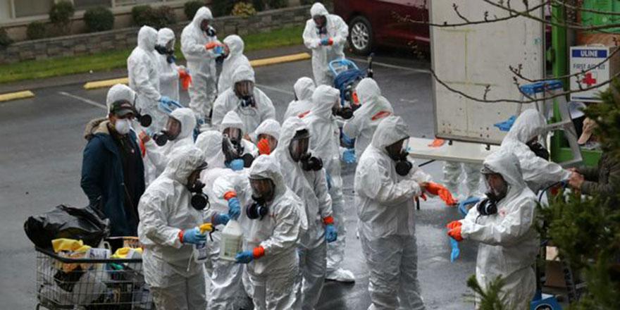 ABD'de koronavirüs bilançosu artıyor