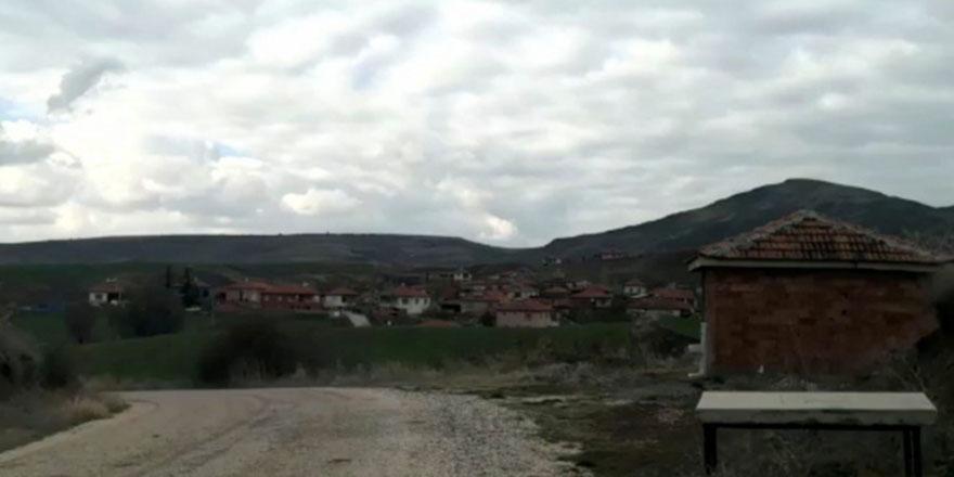 Sungurlu'da Oyaca köyü karantinaya alındı