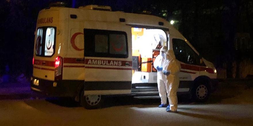 Başkent'te karantina süresini doldurmayan vatandaş gözetim altına alındı