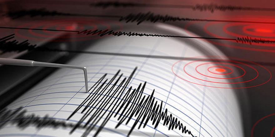 Van'ın Tuşba'da 4.7 büyüklüğünde deprem