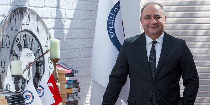 """KİD Başkanı Çınar: """"Avukatlar her alanda baskıyla mücadele ediyor"""""""