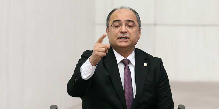 """CHP'li Aydoğan, """"Mitinglerde çay dağıtıp maskeyi parayla satamazsınız"""""""