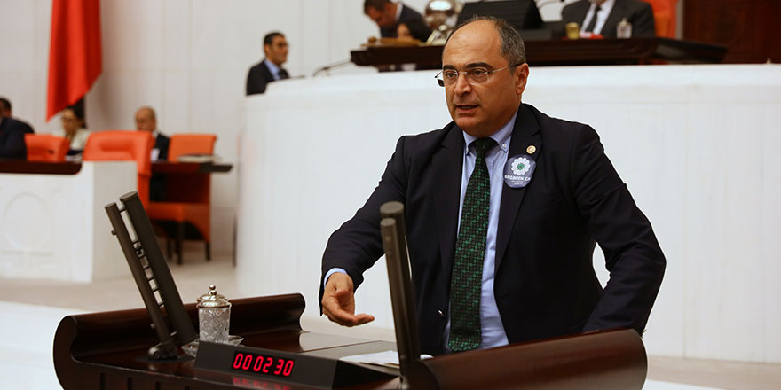 CHP'li Aydoğan Mültecilere bulaşan virüs tüm ülkeyi de tehdit eder