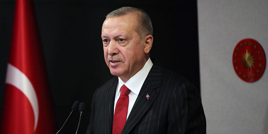 Cumhurbaşkanı Erdoğan: İki salgın hastanesi yapılacak