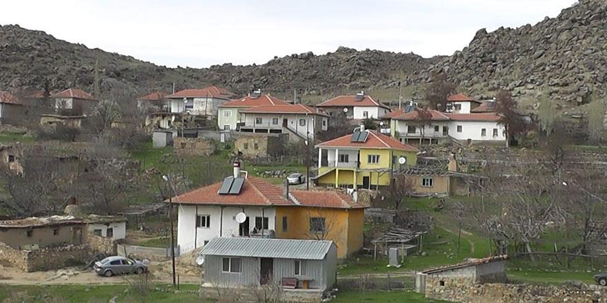 Kırşehir'de Ebeyit köyü karantina altına alındı