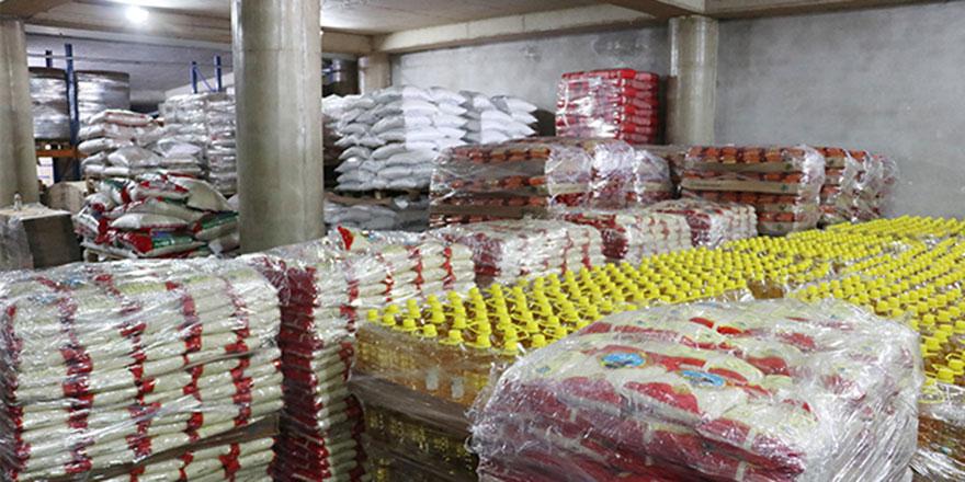 Kuru bakliyat ve gıda stoku Türkiye'ye 2 yıl yeter!