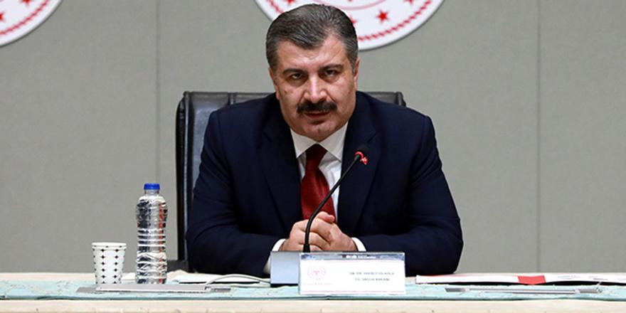 Türkiye'de Koronavirüsün son durumu