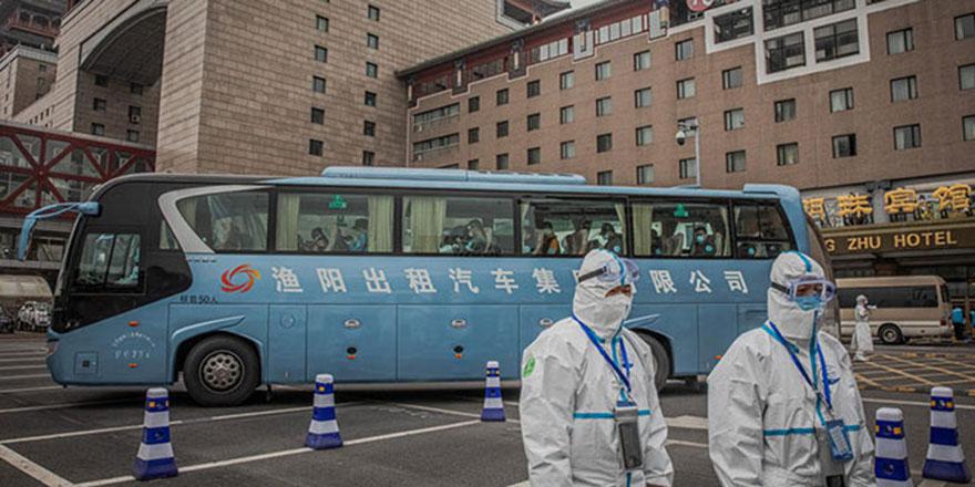 Wuhan'daki tüm korona hastaları taburcu edildi