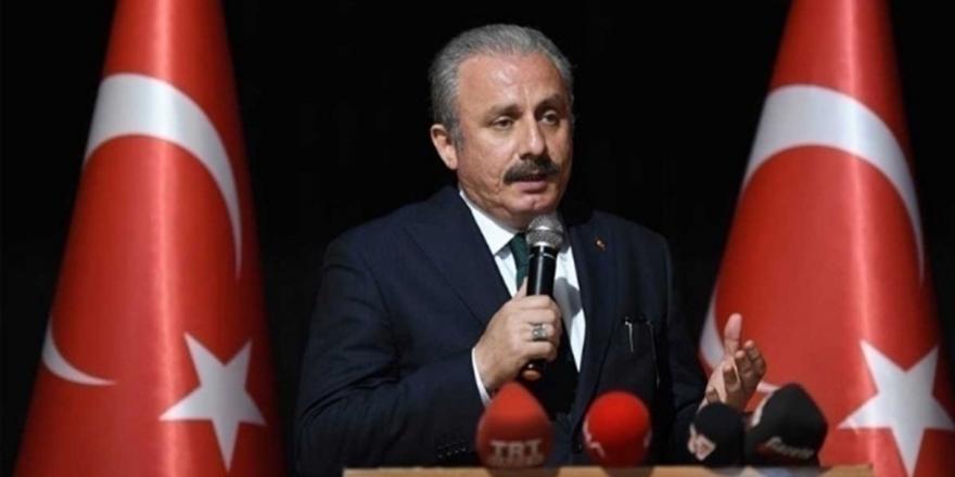 TBMM Başkanı Şentop'tan Ankara Barosu'na tepki