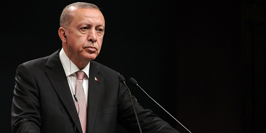 Cumhurbaşkanı Erdoğan'dan tedbir açıklaması