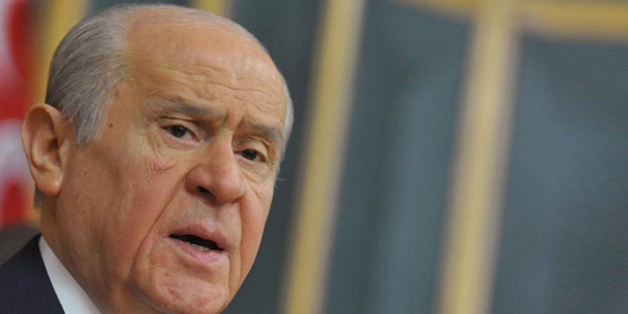 Bahçeli'den Diyanet İşleri Başkanı Erbaş'a destek