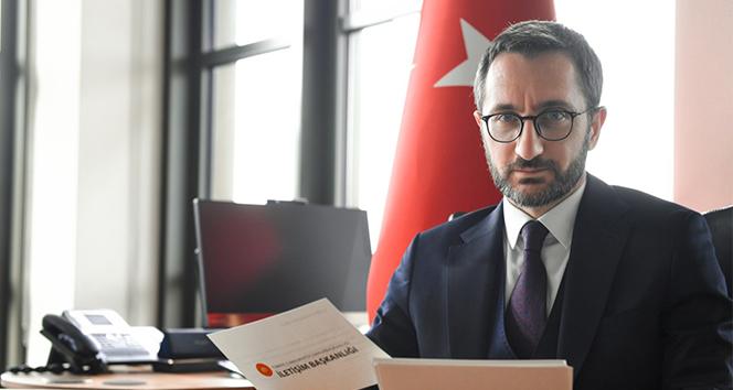 İletişim Başkanı Fahrettin Altun'dan skandal ifadelere suç duyurusu