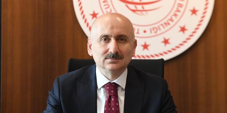 Bakan Karaismailoğlu'ndan şantiye açıklaması