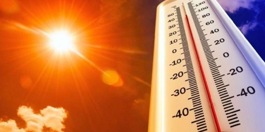Meteoroloji uyardı: Kuzey Afrika sıcakları geliyor