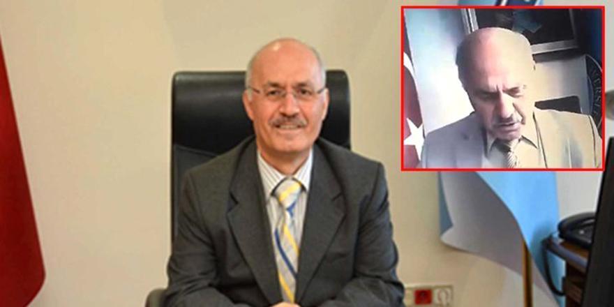 """""""Kızların resimlerini de görüyoruz"""" demişti: Orhan Acar  Gazi Üniversitesi'nden istifa etti"""